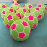 Ballon – Fléchettes de football